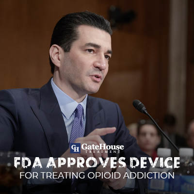 FDA Approves Device for Treating Opioid Addiction 1