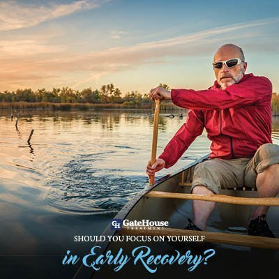 Should You Focus on Yourself in Early Recovery? 1