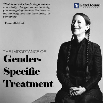 The Importance of Gender-Specific Treatment 1