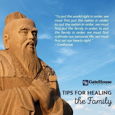 Tips for Healing the Family 1