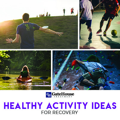 Healthy Activity Ideas for Recovery 1