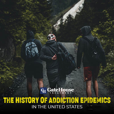 The History of Addiction Epidemics in the United States 1