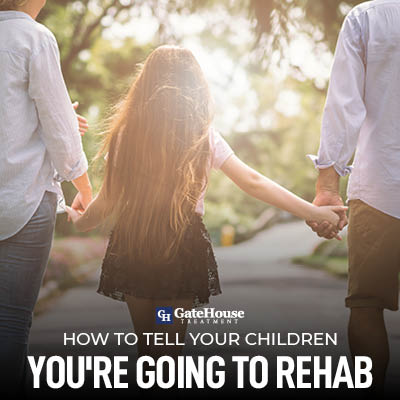 Tell Your Children You're Going to Drug Rehab