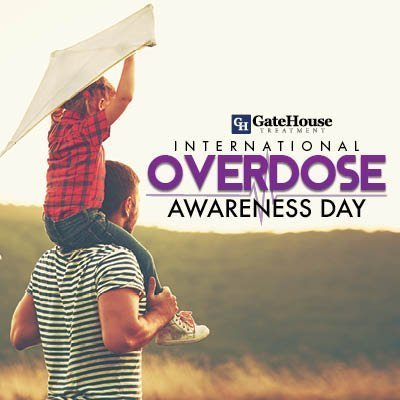 International Overdose Awareness Day 2018 1