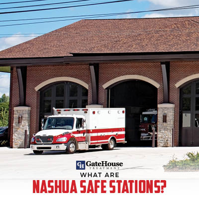 What are Nashua Safe Stations? 1