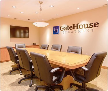 Gatehouse Treatement - Nashua NH Conference Room
