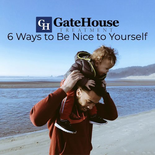 6 Ways to Be Nice to Yourself 1