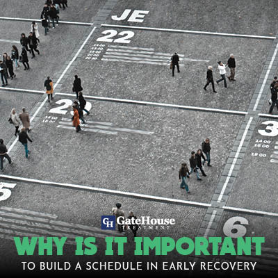 Schedule During Early Recovery Why is it Important to Make a Schedule During Early Recovery 1
